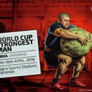 Piala Dunia Strongman 2016