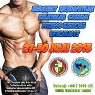 Kursus Fitness Specialist