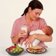 Diet Ibu Menyusu