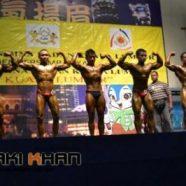 Keputusan Pertandingan Mr Kuala Lumpur 2011 dan Sukma 2011