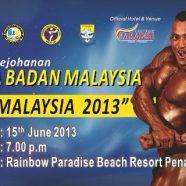 Mr Malaysia 2013