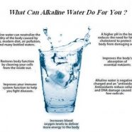 Benarkah Air Alkali Baik untuk Badan?