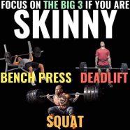 Bagaimana Bina Otot untuk Skinny