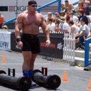 Latihan Strongman