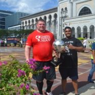 World Strongest Man Putrajaya