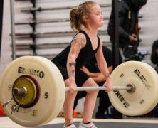 Bolehkah budak sekolah main angkat berat?