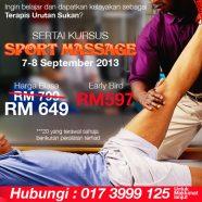 Kursus Sport Massage